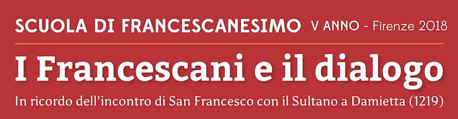 Scuola di Francescanesimo V Anno